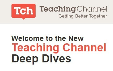 Take A Deep Dive Into Content Areas | Professional Development | Professional Learning for Busy Educators | Scoop.it