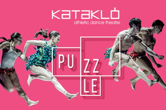 Kataklò - Athletic Dance Theatre | São Paulo | Teatro Alfa | Dell'Arte | No. | Scoop.it