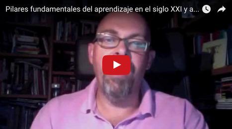 Fernando Trujillo @fsaez nos habla de los pilares del aprendizaje del siglo XXI #JCEPSUR16   CEP Tenerife Sur   Scoop.it
