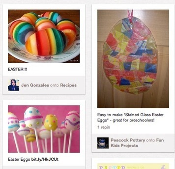 Spammers attack Pinterest on Easter | Everything Pinterest | Scoop.it