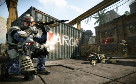 With 7.5M users in Russia, Crytek's free-to-play shooter Warface is coming to the U.S. (preview)   Digital-News on Scoop.it today   Scoop.it