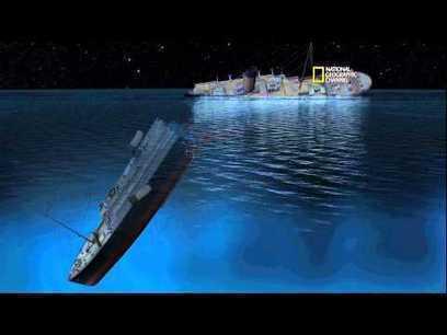 Nueva reconstrucción de como se hundió el Titanic echa por National Geographic. Fantástica reconstrucción!!! | Nautical News Today | Dénia, ciudad cultural y festiva | Scoop.it