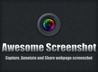 Add-on: Awesome Screenshot: Capturar e anotar | BestChromeExtensions | Scoop.it