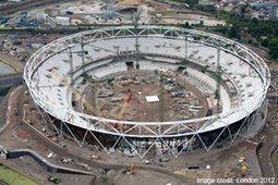 Olympic stadium - Institution of Civil Engineers   Civil Engineering 101   Scoop.it