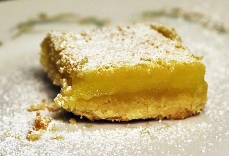 Lavender Lemon Bars (Gluten-Free) - Celiac.com | Natural Wellness news | Scoop.it