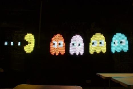 Build an Arduino light painter! #Arduino   Robotics and Electronics   Scoop.it