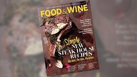 Food & Wine Strengthens Ties to Celeb Chefs | rajasthan | Scoop.it