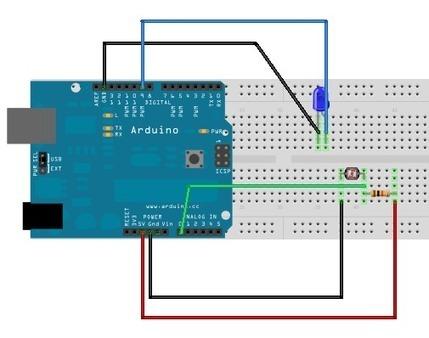 Atelier Arduino - Arduino projects - Labo4G | Arts, culture et futurs numériques | Scoop.it
