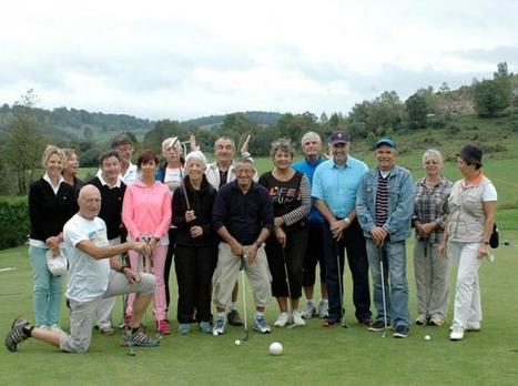 Ecogolf d'Unjat : les seniors dans leur jardin sur les greens | Nouvelles du golf | Scoop.it