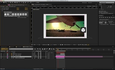 Technicolor Releases Color Assist 1.5 – Adds Support For Adobe After Effects And AVCHD | DSLR video and Photography | Scoop.it
