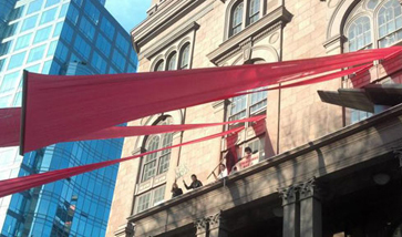 Students Occupying Cooper Union Insist on Founder's Vision   | The Nation | Revolution News Occupy | Scoop.it