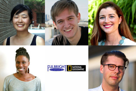First 5 Fulbright-National Geographic Digital Storytelling Fellows Named - National Geographic | Digital Storytelling Tools, Apps and Ideas | Scoop.it