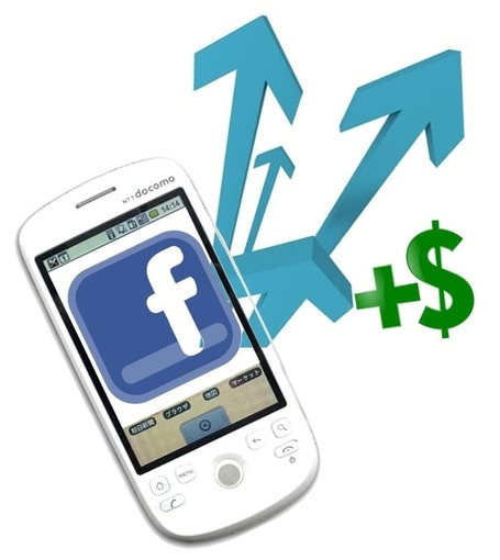 Mobile marketing earnings at Facebook look good | Social Media and Mobile Websites | Scoop.it