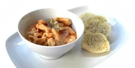 Na minha cozinha faz-se assim...: Strogonoff de frango e linguiça | Foodies | Scoop.it