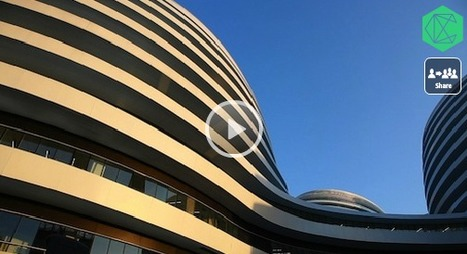 The amazing work of my favorite architect - Zaha Hadid | Innovative Design in Commercial Real Estate | Scoop.it