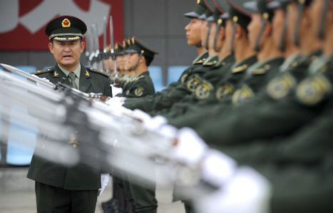 China's Other Transition - By Dean Cheng   Chinese Cyber Code Conflict   Scoop.it