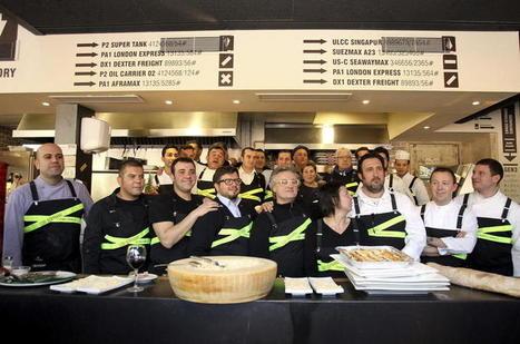 La cocina se une en Los Soprano para homenajear a James Gandolfini   FlavorCook IT!   Scoop.it