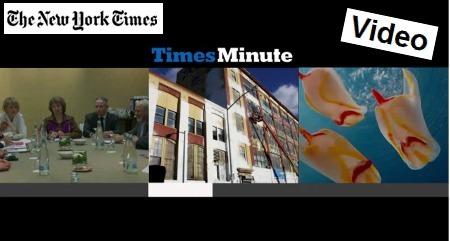 Le New York Times lance un nouveau contenu vidéo en ligne | DocPresseESJ | Scoop.it