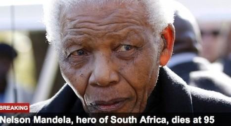 Nelson Mandela dies at 95 - Castanet.net | Global World Studies | Scoop.it