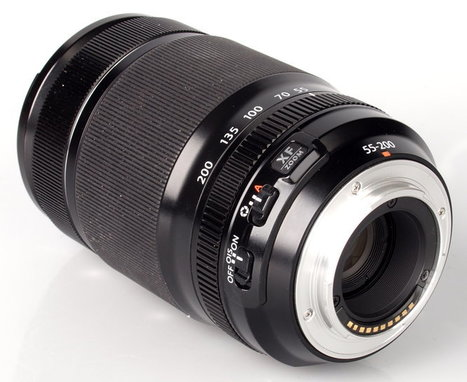 Fujifilm Fujinon XF 55-200mm f/3.5-4.8 R LM OIS Lens Review | EPhotoZine | Fuji Photo | Scoop.it
