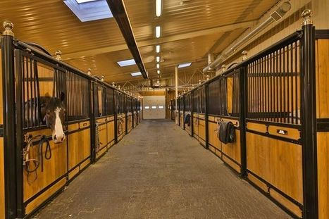 Timeline Photos - Concierge Auctions | Facebook | Horse Fencing & Horse Stalls | Scoop.it