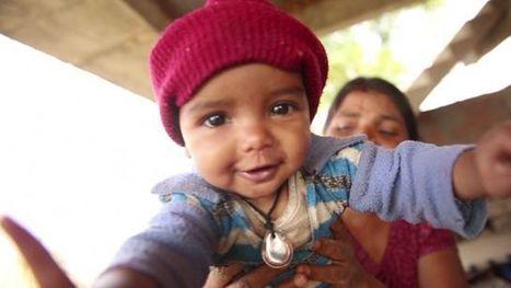 Baby necklace keeps medical records safe - BBC News | YetiYetu | Scoop.it