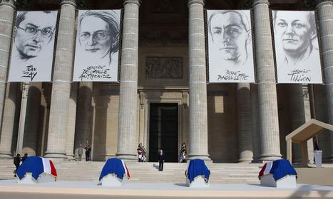 France president Francois Hollande adds resistance heroines to Panthéon | EuroMed gender equality news | Scoop.it