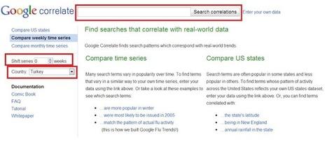 Anahtar Kelime Araması - Google Correlate Nasıl Kullanılır ? - Blogger Dersleri | Blogger Dersleri ve Blogger Eklentileri | Scoop.it