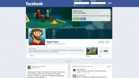 'Social Fiction' Brings Characters to Life via Facebook and Twitter | I Have No Idea What I'm Doing... | Scoop.it
