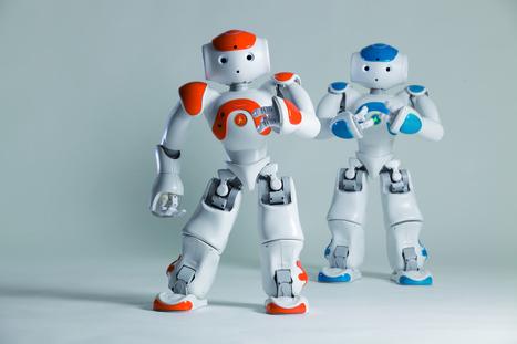 Robotisering en Mediawijsheid | Mediawijsheid in het VO | Scoop.it