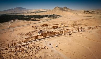 Palmira, el imperio de Zenobia | Mundo Clásico | Scoop.it