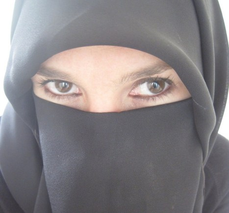 My Day in a Burqa   Reflections from a Redhead   Scoop.it