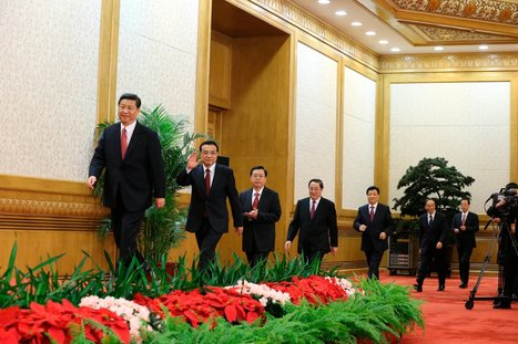 Ending Congress, China Presents New Leadership Headed by Xi Jinping | Chinese Cyber Code Conflict | Scoop.it