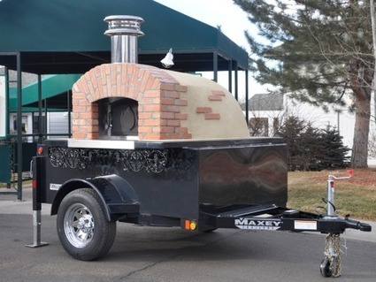The Rise of the Mobile Oven | Wood Fired Ovens | Scoop.it