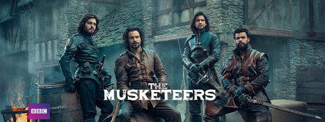 The Musketeers, all ten episodes of the third season | Hulu - Watch TV, Originals, and Hit Movies | Diverse Books and Media | Scoop.it