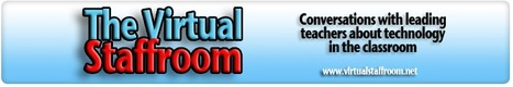 »The Virtual Staffroom Podcast» This is Personal   Personalize Learning (#plearnchat)   Scoop.it