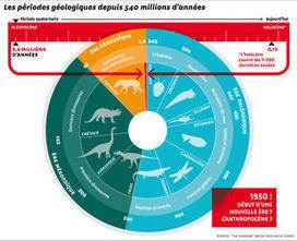 Bienvenue dans une nouvelle ère géologique, l'anthropocène! | Comment va ma Planète ? | Scoop.it