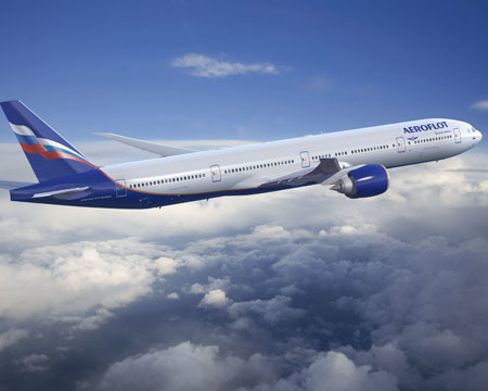 Aeroflot finally got the long awaited permission for Boeing 777-300ER commercial flights | Aviation & Airliners | Scoop.it