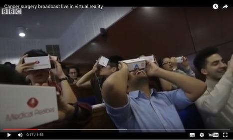 Realidad virtual en quirófano | Salud Conectada | Scoop.it