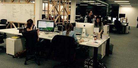 Ces start-up qui font valser les modèles de la City de Londres | Les entrepreneurs français à Londres | Scoop.it