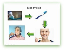 In Home Care Video #4: Help a Person With Alzheimer's Do Daily Tasks   Microvolunteering   Scoop.it