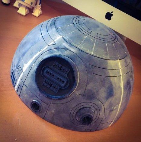 3D Printing My Own BB-8   3D Printing in School (501c3)   Scoop.it
