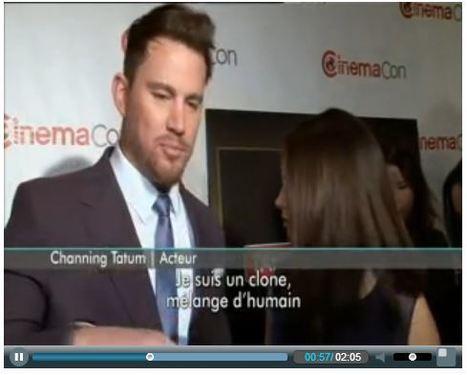 L'hebd'Hollywood - Canal + Cinéma   Jupiter Ascending - TV & Web Coverage   Scoop.it