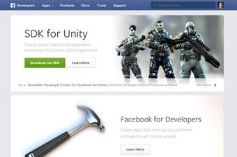 Facebook refond son site pour les développeurs | Webmarketing & C° | Scoop.it