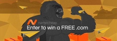 Free .Com domain from NameCheap | THE BEST COUPON CODES | Scoop.it