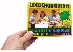 Le Blogue antiquités: Le cochon qui rit | GenealoNet | Scoop.it