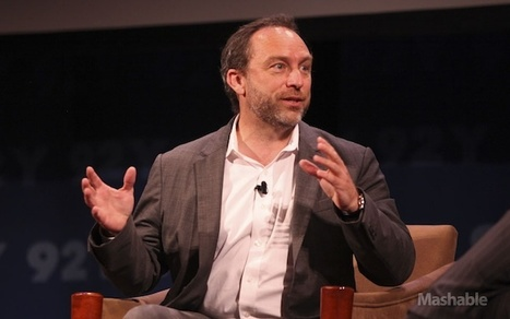Wikipedia Founder: Online Connections Foster Real Change | SavingCase | Scoop.it