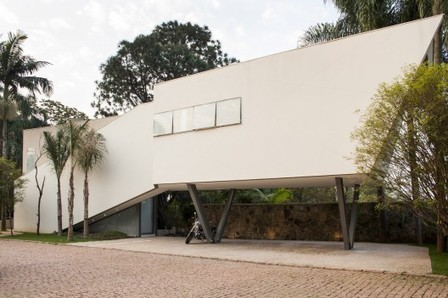 [Sao Paulo, Brazil] Offset House / Shieh Arquitetos Associados | The Architecture of the City | Scoop.it