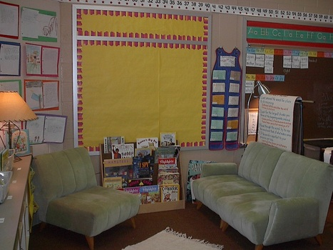 Creating a Cozy Classroom - On a Budget | EDCI397-- Principles and Methods of Teaching | Scoop.it