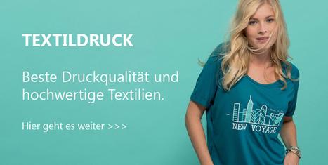 Textildruck vom Profi. T-Shirts bedrucken, T-Shirt Druck in Wiesbaden   acclevant   Scoop.it